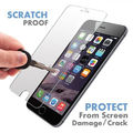 100% Genuine 9H 2.5D 0.33mm Screen Guard Protective For iPhone 6Premium Tempered Glass Screen Protector For iPhone 6S 20PCS