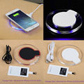 Qi Wireless Charger For iPhone 6S Plus 6S SE 5S 5C 5 Wireless Receiver Cover Case Charging Bank Power Pad For iPhone 6 6S Plus