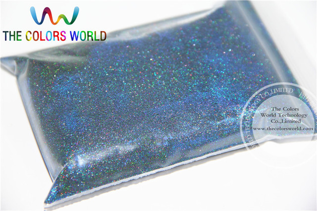 "HA005-265 Mix Multi  Holographic Color  0.05MM  002"" Finest Glitter dust,specular glitter for Nail ,Tatto ,Art decora 1 Lot =50g"