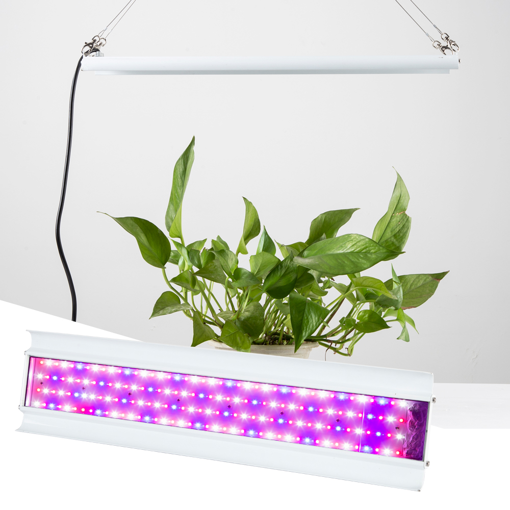 Growing Lamps LED Grow Light 100W AC85-265V Full Spectrum Plant Lighting Indoor Planting For Plants Flowers Seedling Cultivation