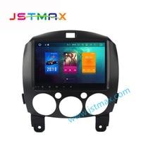 9 Android 8.0 Media Car GPS Player for MAZDA 2 2007 2013 with Octa Core 4GB Ram Auto Radio Multimedia GPS NAV