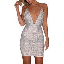 985f288a09 Buy slip dress metallic and get free shipping on AliExpress.com