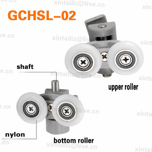 GCHSL] Fabrik direkt verkauf low noise badezimmer dusche kugellager ...