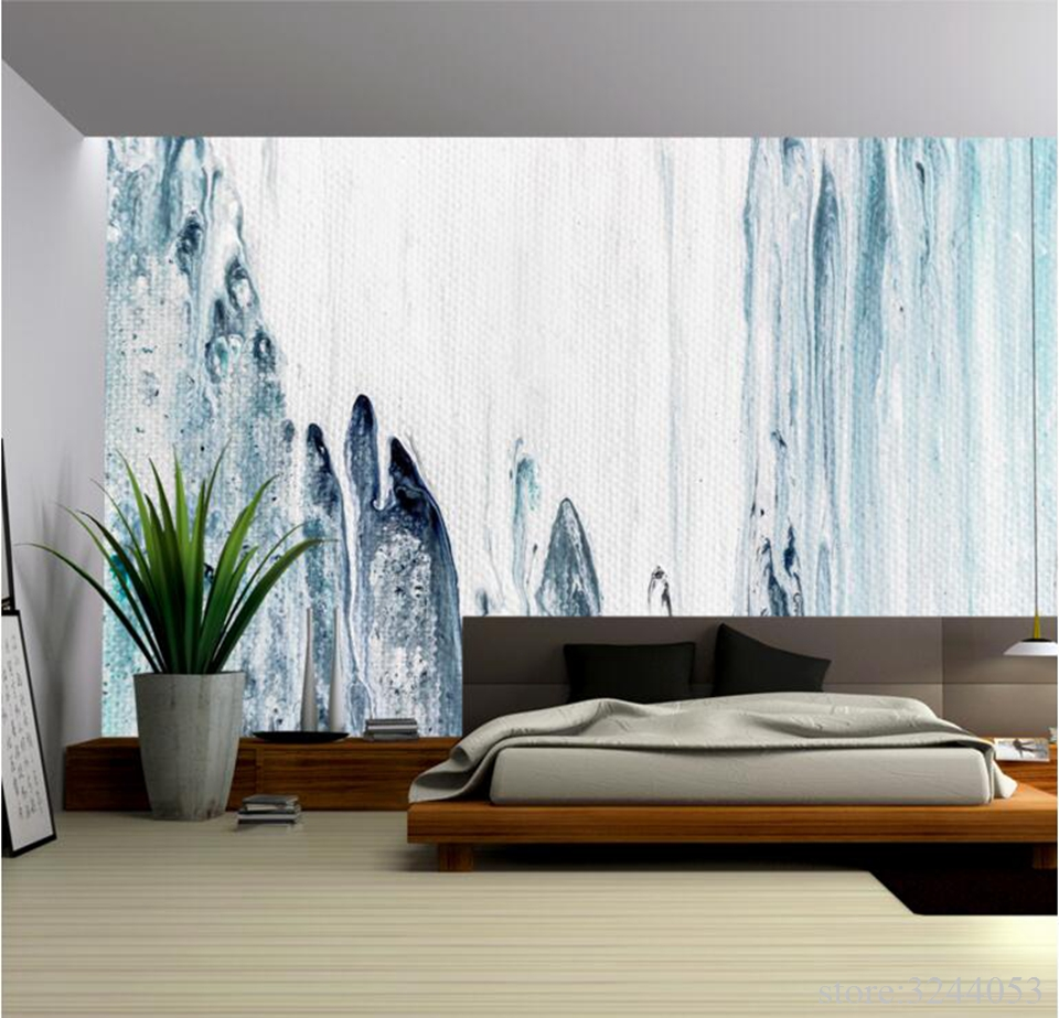 Custom photo wallpaper cheap wall murals new chinese abstract ink landscape wall wraps for home cool wall decor hd wall murals