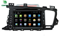 Quad Core1024*600 Android 5.1 Car DVD GPS Navigation Player for KIA K5/OPTIMA 2011 2012 Bluetooth 3GWifi steering wheel control