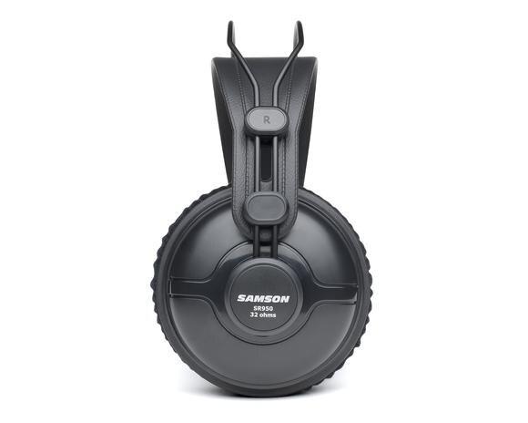 Casque de surveillance professionnel Original Samson SR950 casque de studio DJ entièrement fermé-in Écouteurs et casques from Electronique    3