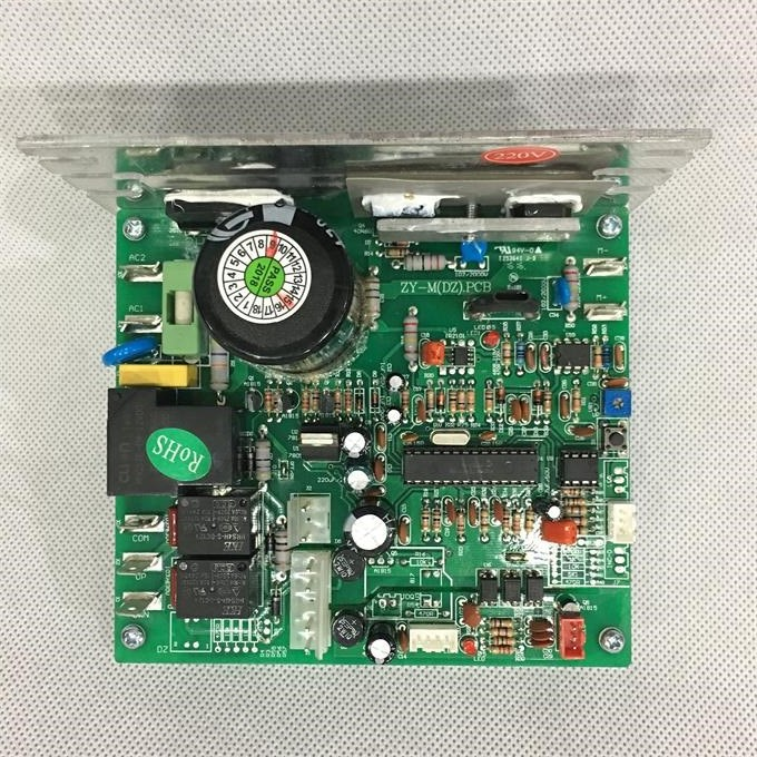 Free Shipping ZY-M(DZ).PCB Magnetic speed Light speed SHUA brothers treadmill circuit board motherboard driver control treadmill free shipping mkstmpb05 p motor controller light speed interface yijian shua oma treadmill driver control running circuit board