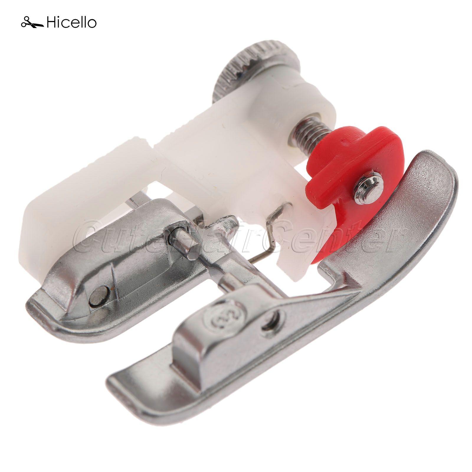1PC Household Sewing Machine Parts Presser Foot Blindhem Foot (w/ IDT), Pfaff 98-694 890-00 / Blindstitch Presser Foot costura