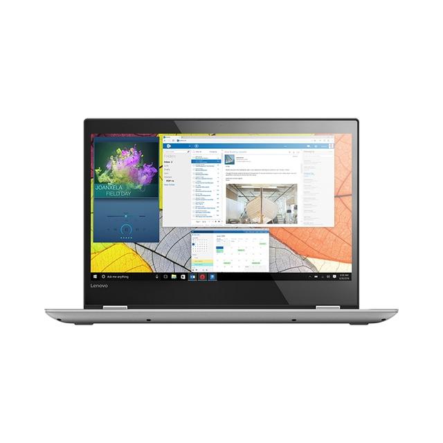 "Ноутбук Lenovo YOGA 520-14IKB 14.0""/7100U/4GB/128GB/noODD/Win10/Gray (80X8011WRU)"