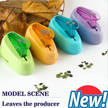 Proportion Model Scene Leaves the Producer Leaf Maker Sand Table Accessories Military Scenario Models Hobby Tools Accessory Model Building Kits TOOLS color: A set of 4 Birch leaf Purple Lime leaf Blue Maple leaf Yellow Oak leaf Green