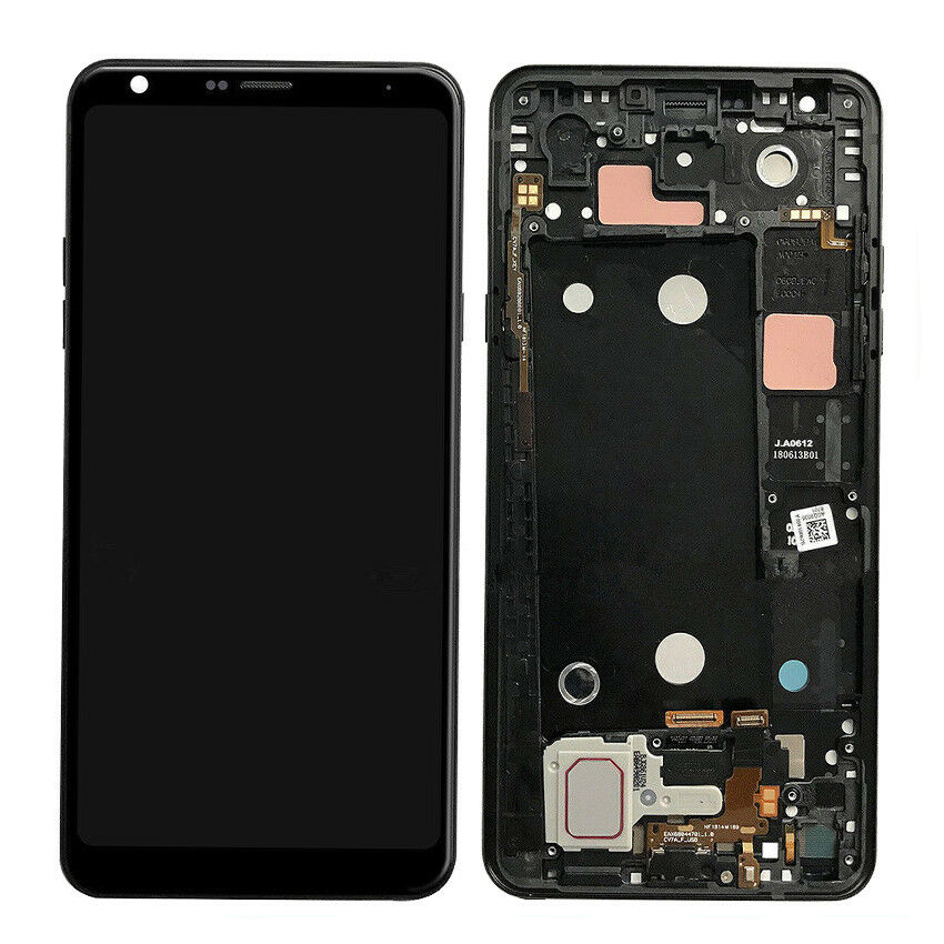 6.2 For LG Q Stylo 4 Display Touch Screen with frame For LG Q710 LCD Display Touch Screen Digitizer Assemble Q710CS Q710MS Q7106.2 For LG Q Stylo 4 Display Touch Screen with frame For LG Q710 LCD Display Touch Screen Digitizer Assemble Q710CS Q710MS Q710