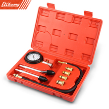 Best Price Engine Cylinder Pressure Gauge Diagnostic Tool Compression Tester Set
