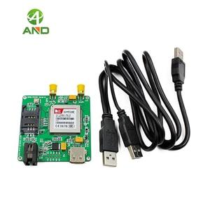 Image 4 - SIM5320E zestawy EVB WCDMA GPS 3G, moduł danych 3G M2M, moduł SMS wcdma, SIM5320E na pokładzie