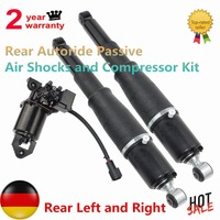 For Cadillac Escalade For Chevy Tahoe Rear Autoride Passive Air Shocks and Compressor Kit 1575626 Left and Right
