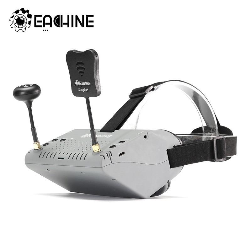 ¡En Stock! eachine EV900 5,8G 40CH HDMI AR VR gafas FPV 5 pulgadas 1920*1080 HD pantalla batería incorporada