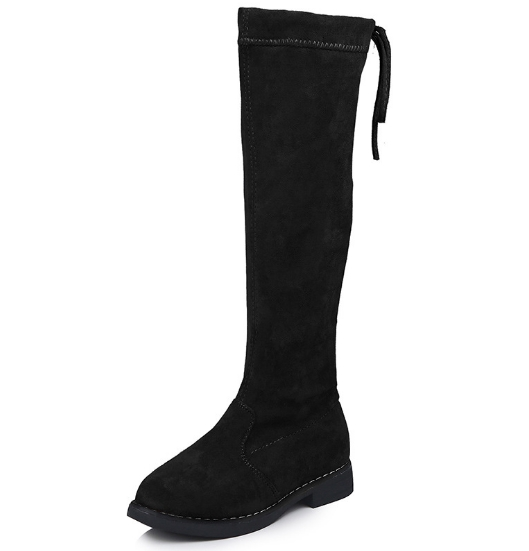 Autumn and winter new girls over the knee boots big children high boots boots children's fashion boots Winter children's shoes|Boots| |  - title=