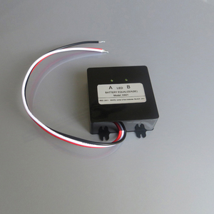 Image 2 - 12V 24V Battery Balancer 2 X 12V used for lead acid batteries equalizer charger Solar cells Panel Voltage control Regulator HA01