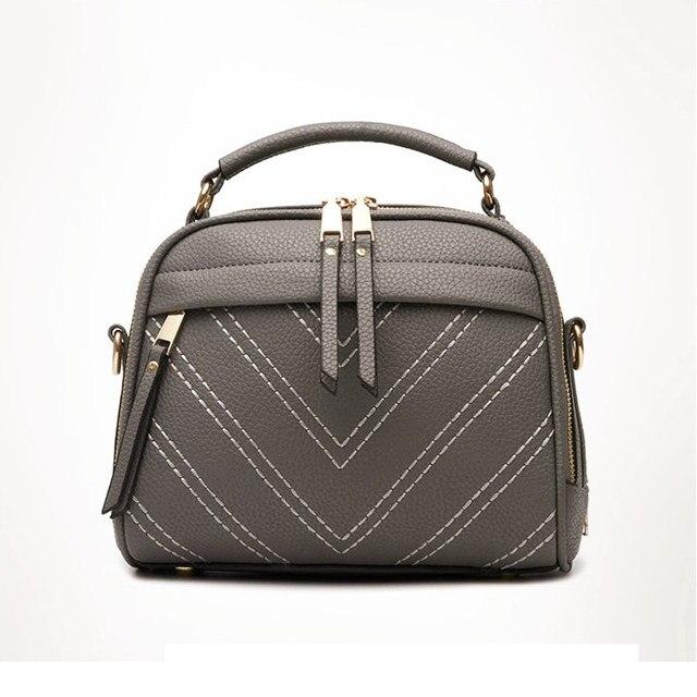 New Arrive Summer Small women Bag High Quality Pu Leather Top-handbag Messenger Bag single Shoulder Bag