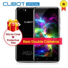"Original Cubot Magic Curved Display MT6737 Quad Core Rear Dual Cameras Smartphone Android 7.0 3GB RAM 16GB ROM 5.0"" HD Celular(China)"