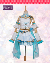 Love Live Minami Kotori Fancy Dress Stage Cosplay Costume Made Woman Dress Skirt Halloween Clothing Outfit For Adult CM156