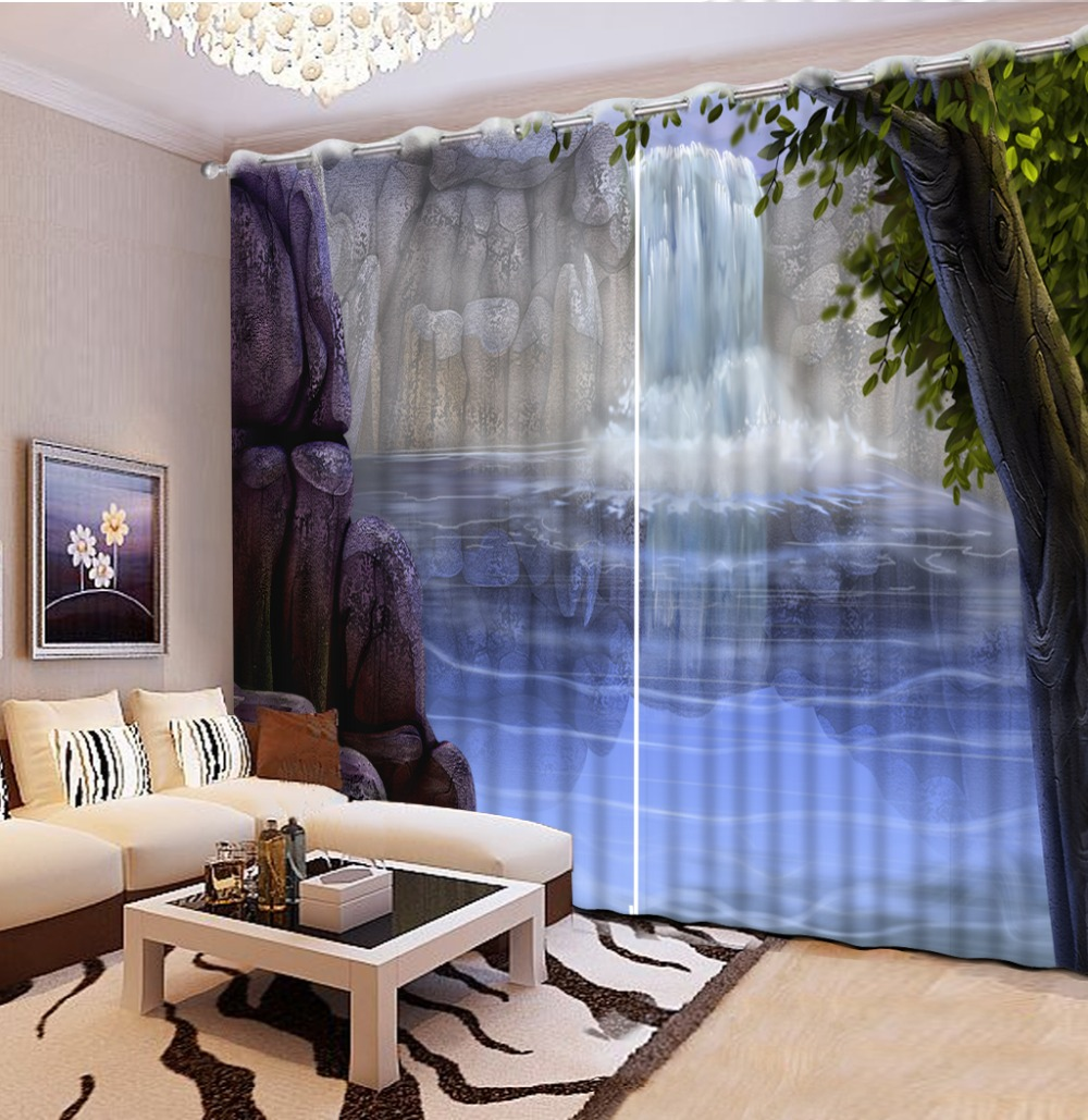 3D Blackout Window Curtains For Living Room Bedding Room Hotel Manga Scenery Office Curtain Drapes Cortinas 3D Curtain3D Blackout Window Curtains For Living Room Bedding Room Hotel Manga Scenery Office Curtain Drapes Cortinas 3D Curtain