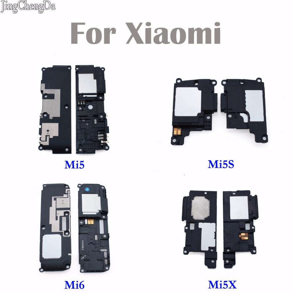 JCD 1PCS Loud Speaker For Xiaomi Mi6 Mi5 Mi5S Mi5X Loudspeaker Buzzer Ringer