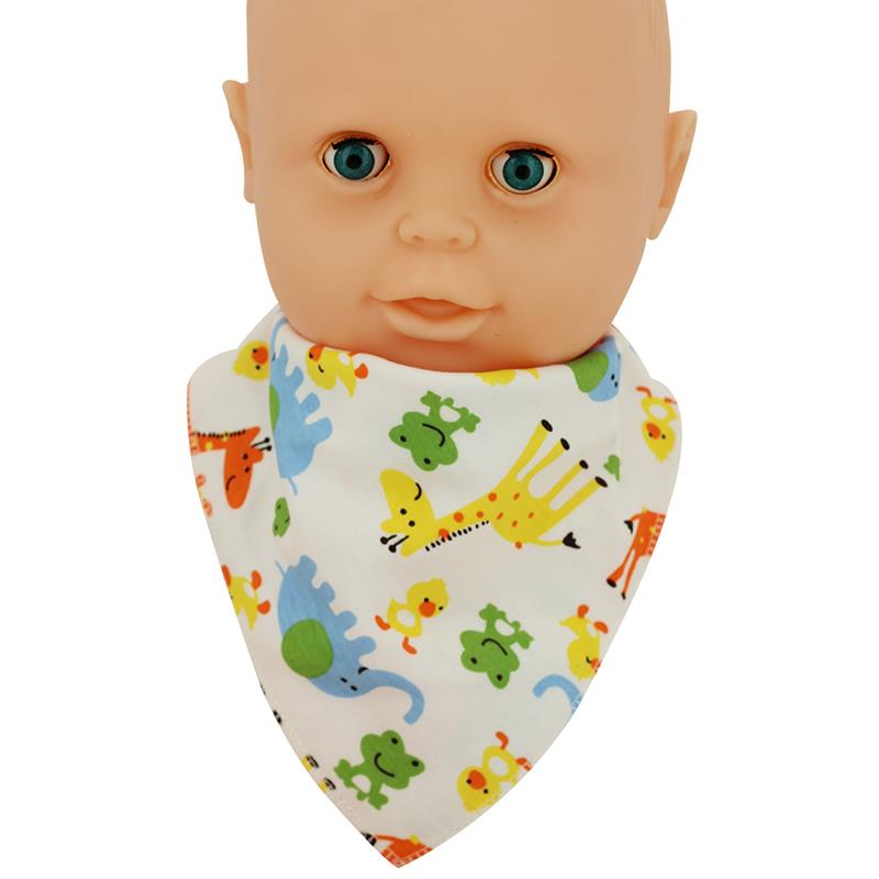 1Pcs Baby Bibs Feeding Stuff Boy Toddler Accessories For Newborns Cover Waterproof Saliva Towel