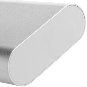 Image 3 - OOTDTY אלומיניום 5V 1A.2 כוח בנק מקרה ערכת 3X 18650 סוללה מטען תיבת עבור טלפון סלולרי