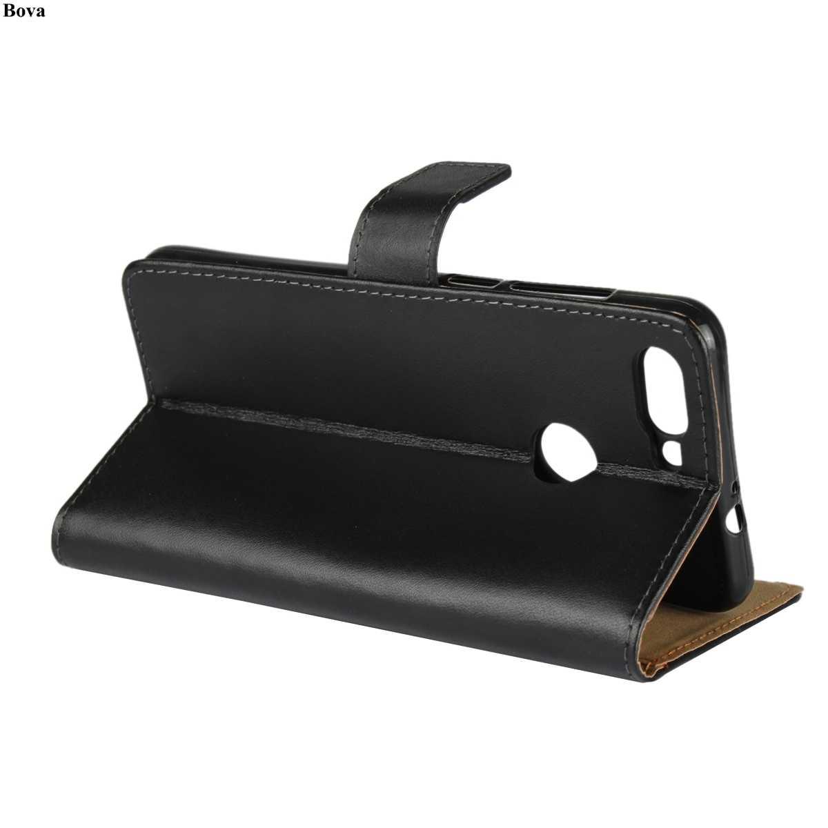 Premium PU Leder Fall Brieftasche Flip Telefon Fall Für ZTE Blade V9 ZTE V9 Karte Slots und Bargeld Halter Abdeckung caseGG