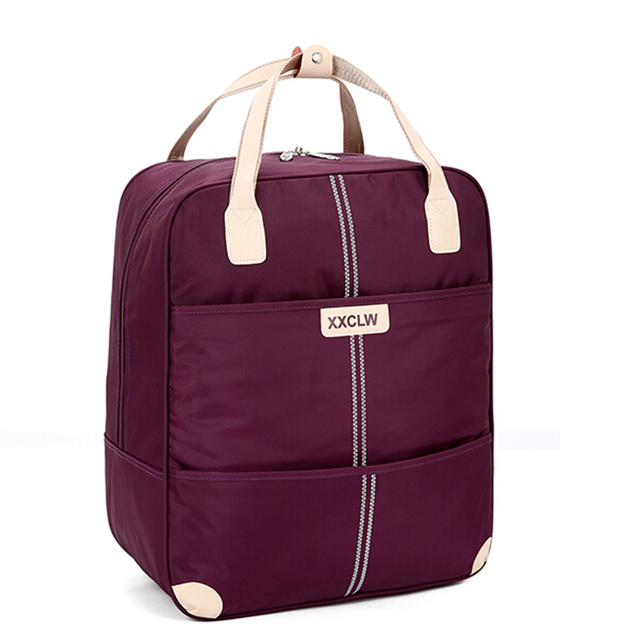 Women Travel Ng Cubes Waterproof Oxford Luggage Oversized Weekender Traveling Duffle Bag Men 30 Off
