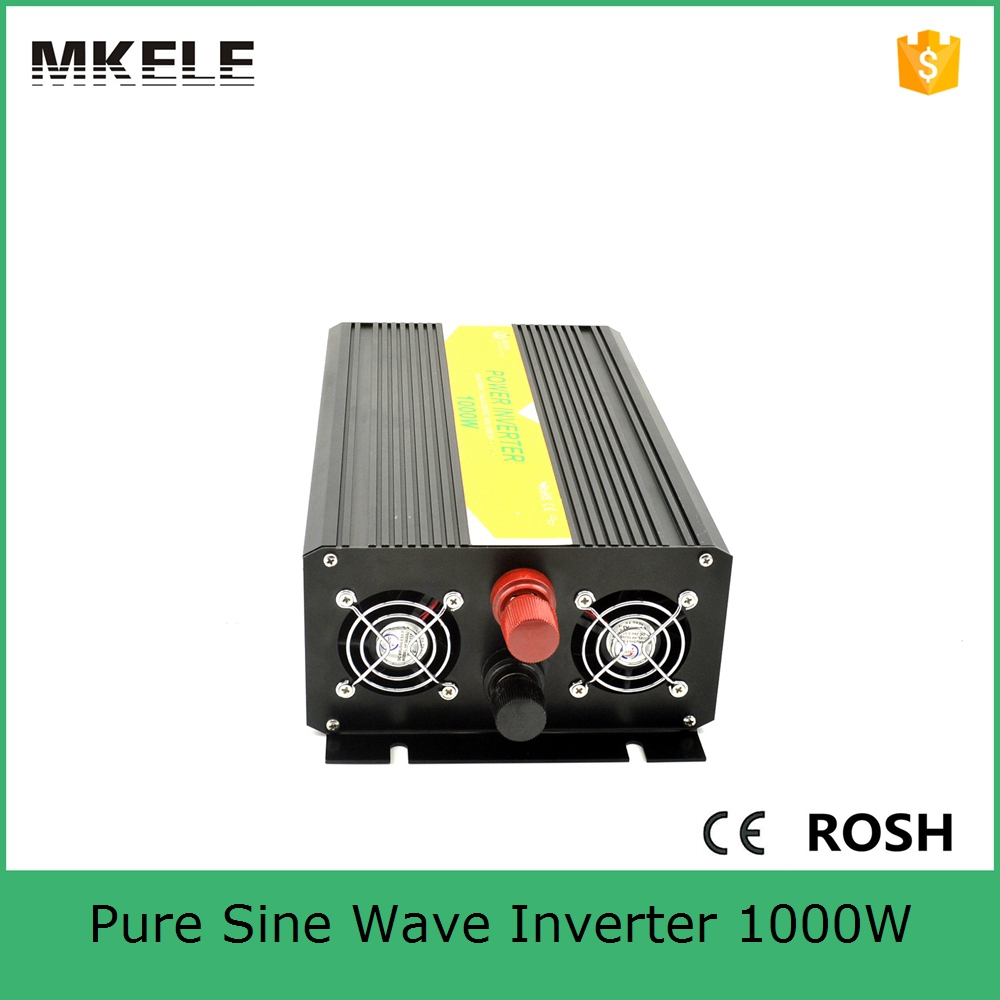 1000 Watt Pure Sine Wave Inverter Us 86 7 23 Off Mkp1000 122b Hot Slaes Off Grid Pure Sine Wave 1000 Watt Inverter 12 Volt 220 Volt Inverter 1000w Solar Inverter Invt Inverter In