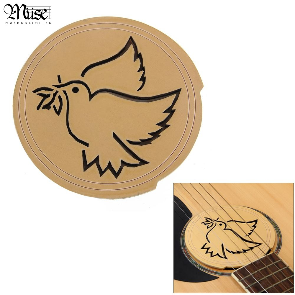 6 types wooden sound hole cover screeching halt for electric acoustic bass guitar in. Black Bedroom Furniture Sets. Home Design Ideas