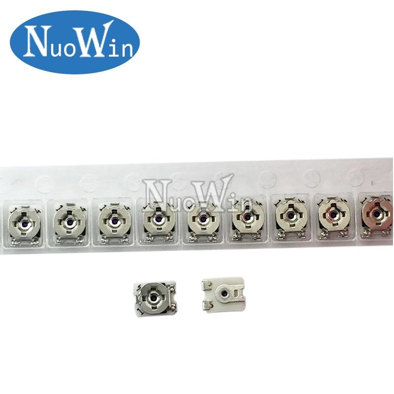 2000PCS SMD 10K ohm 3X3 Potentiometer Trimmer Resistor EVM3ESX50B