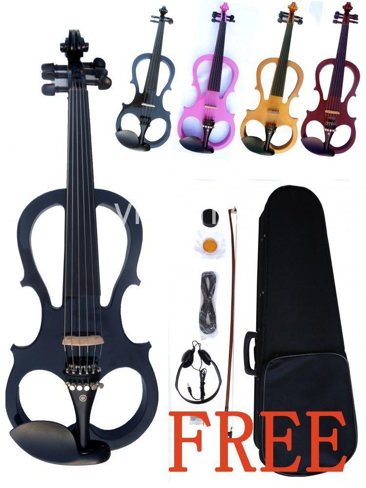 Generic 5 pcs 1st E 4//4 Single Violin Strings Steel Plain Ball End