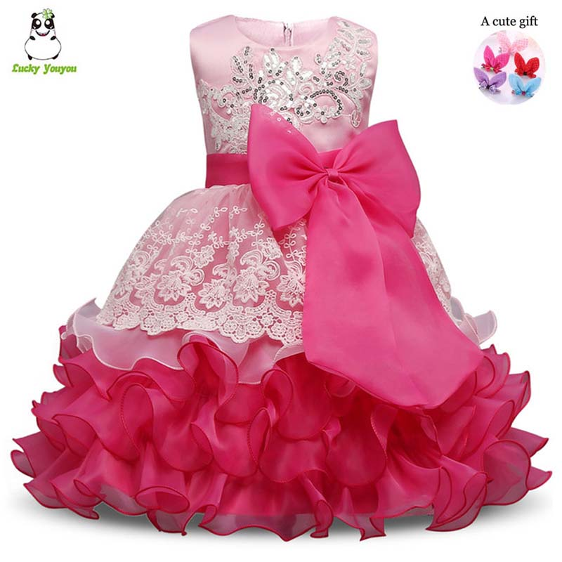 Подробнее о 2017 3 To Years Old Little Kids Dress Princess Flower Baby Toddler Girls Disguises Dresses For Girls' Clothes In Weddings 939 baby girls dresses brand princess dress girl clothes kids dresses children costumes 3 14 years old
