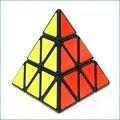 3x3x3 ShengShou Pirámide Del Triángulo Pyraminx Magic Speed Puzzle Cubos Cubos de la Torcedura de Aprendizaje y Educativos Juguetes para los niños como Regalos