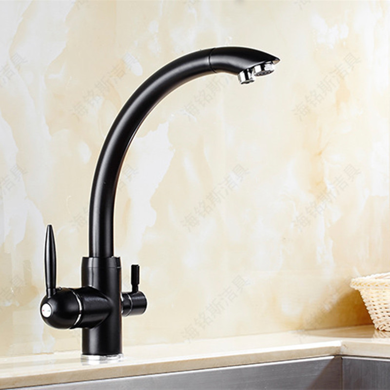 Free shipping Promotion filter mixer tap with High quality brass kitchen filter faucet and wholesale price filter mixer faucet eyki h5018 high quality leak proof bottle w filter strap gray 400ml