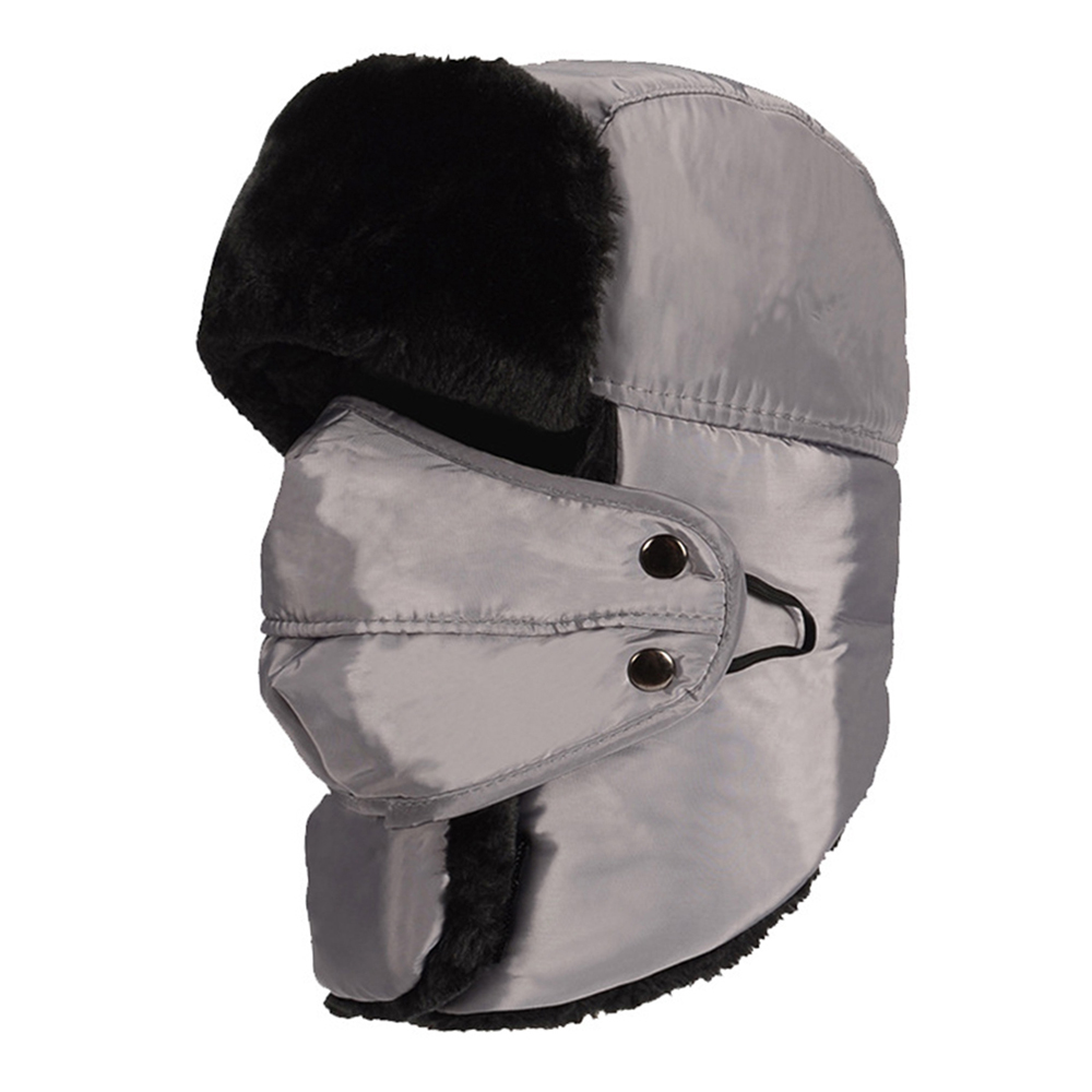 Motorcycle Face Mask Winter Trapper Trooper Hunting Hat Cap Ushanka Ear  Flap Windproof Bomber Hat Balaclava Moto Face Shield-in Motorcycle Face Mask  from ... c64b51f4fd5