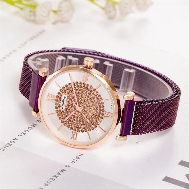 Reloj Milan con hebilla magnética cuarzo