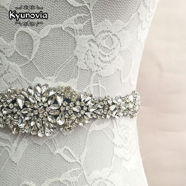 Crystal Wedding Belts 3