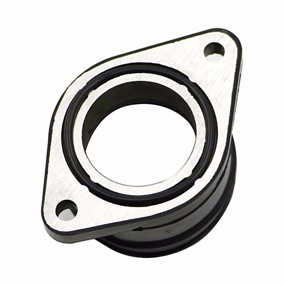 Motorcycle <font><b>Carburetor</b></font> Carb Adapter Intake Manifold Glue Connector For Honda CB400 T/A 1977 1978 1979 CB450 1985 CB 400 <font><b>450</b></font> image