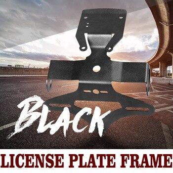 Motorcycle Fender Eliminator License Plate Frame Number Plate Holder Tail Tidy for Kawasaki Z900 Z 900 z900 2017 2018