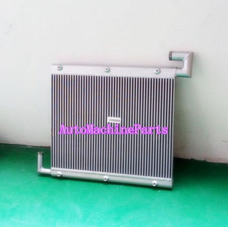 Aluminium Hydraulic Oil Cooler For Hitachi Excavator EX120-3 EX100-3Aluminium Hydraulic Oil Cooler For Hitachi Excavator EX120-3 EX100-3