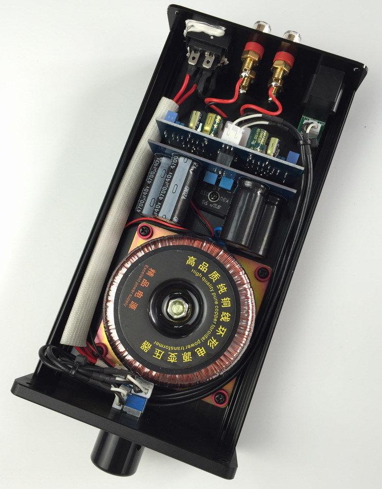 Finished Amplifier LM3886 HIFI Mini Power Amplifier 40W+40W DIY AMP