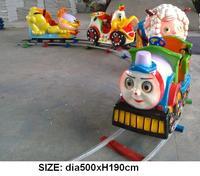Прямая Производитель! Парк развлечений электронный поезд/Детский Электронный поезд для продажи/парк развлечений оборудование