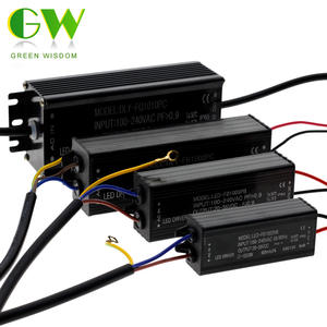 Transformer Driver-Adapter Led-Power-Supply Ligthing Waterproof 10W 80W 20W 50W 30W IP65
