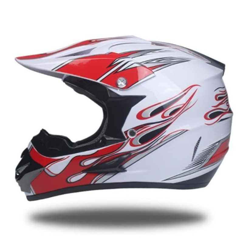 Free Shipping new motorcycle helmet mens moto helmet top quality capacete motocross off road motocross helmet