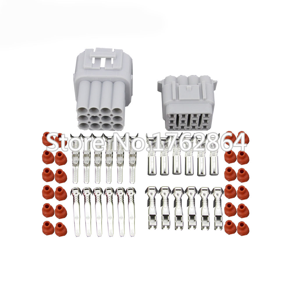 50 Sets Kit 12 Pin Way Waterproof Electrical Wire Connector DJ7125Y 2 2 11 21 Male?crop=52900500&quality=2880 \u20dd50 sets kit 12 pin way waterproof electrical wire connector