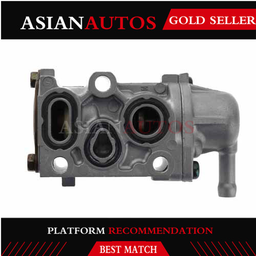 Qiilu New Idle Air Control Valve IAC for HONDA ACCORD 1990-1994 PRELUDE 1992-1996 36450-PT3-A01