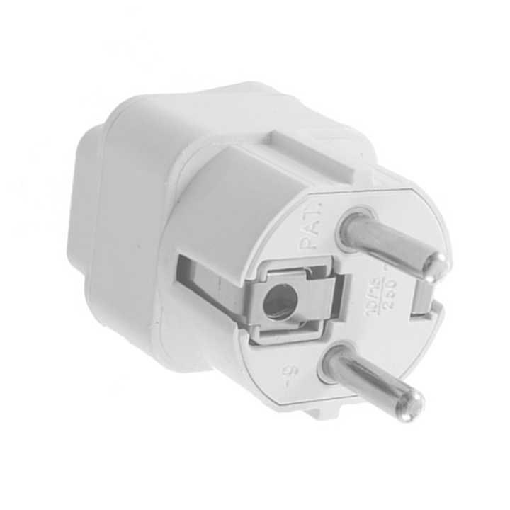Uniwersalny AU usa z wielkiej brytanii do ue AC wtyczka zasilania podróży domu konwerter Adapter hurtownie